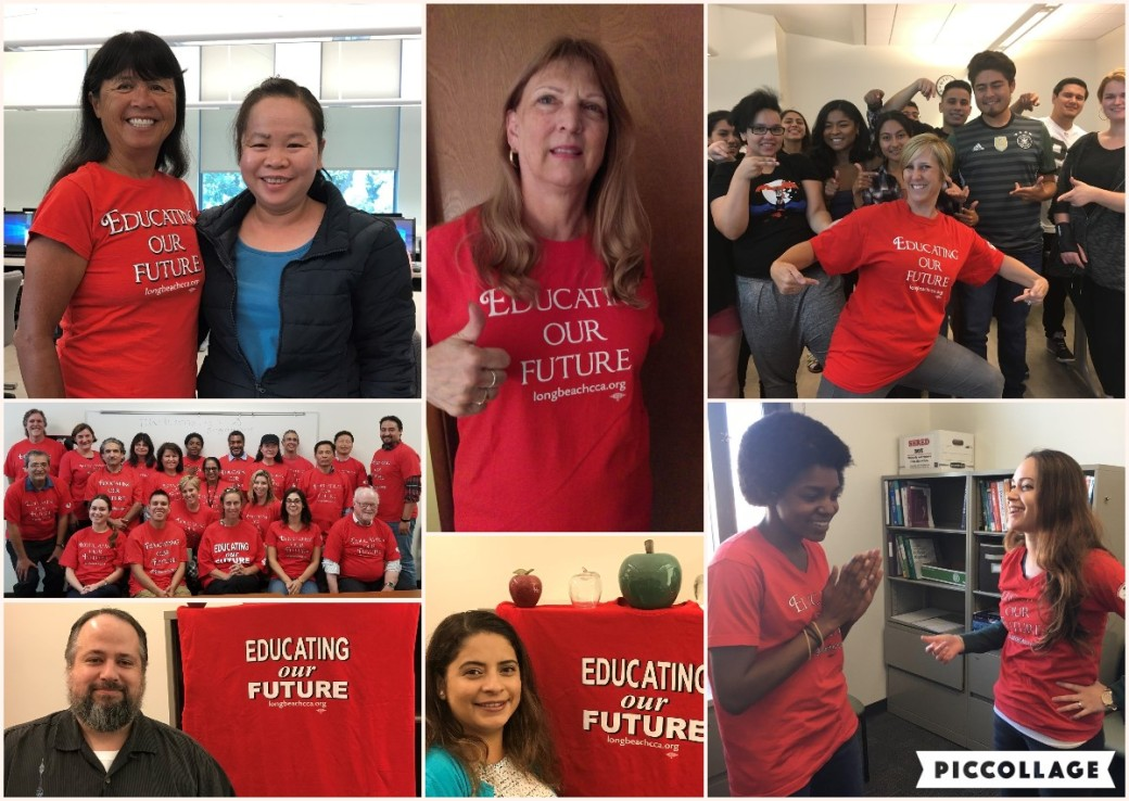 Red Shirt Collage 2017-10 #1